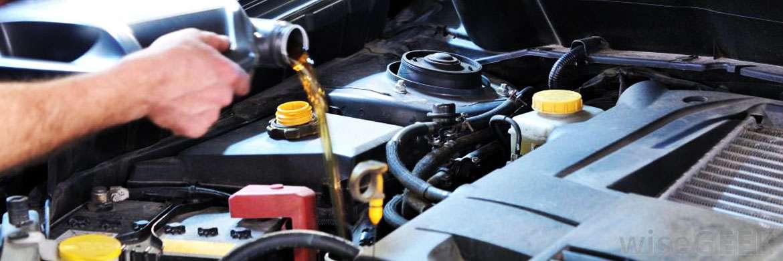 Sostituzione olio e filtri per auto