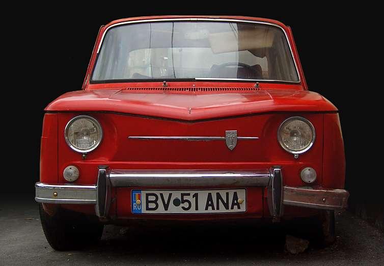 Dacia 1100 è il primo modello storico del marchio Dacia