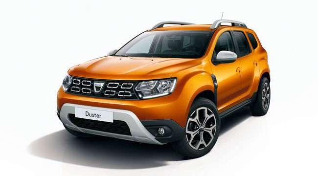 Modello auto Dacia Duster